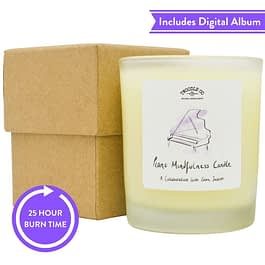 Piano Mindfulness | A Scented Candle and Album