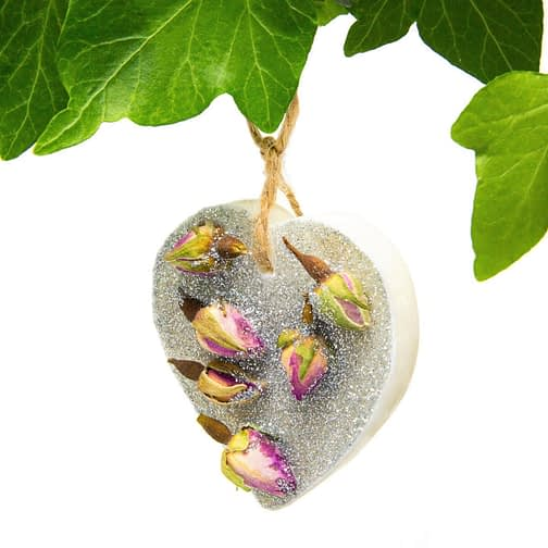 Sleepy Cotton Scented Ornament by Twoodle Co Natural Home Scents