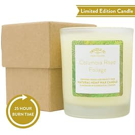 Columbia Road Foliage | A Scented Candle