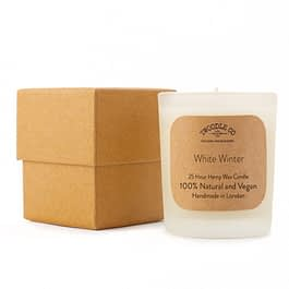 White Winter | Small Scented Candle
