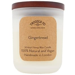 Gingerbread   Medium Scented Candle