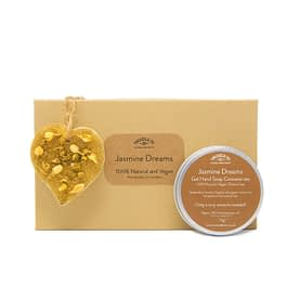 Jasmine Dreams | Hand Soap and Scented Ornament Gift Set