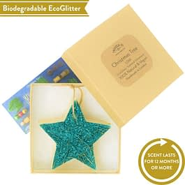 Christmas Tree | Scented Star Ornament