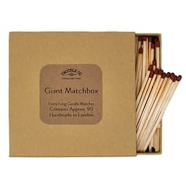 Giant Matchbox | Extra Long Candle Matches