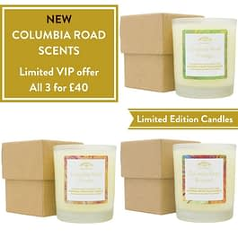 Columbia Road Scents | A Scented Candle Collection