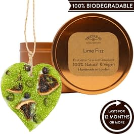 Lime Fizz | Scented Ornament