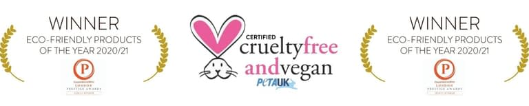Award Winning and certified cruelty free and vegan Twoodle co natural home scents