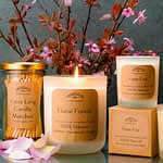 100 Natural Scented Candles by Twoodle Co Natural Home Scents 1