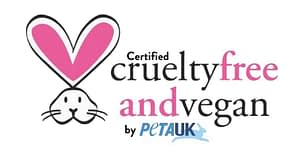 certified cruelty free and Vegan by PETA UK Twoodle Co natural home scents