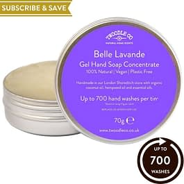 Belle Lavande Subscribe and Save Hand Soap Concentrate New For 2021 by Twoodle Co Natural Home scents pride gift