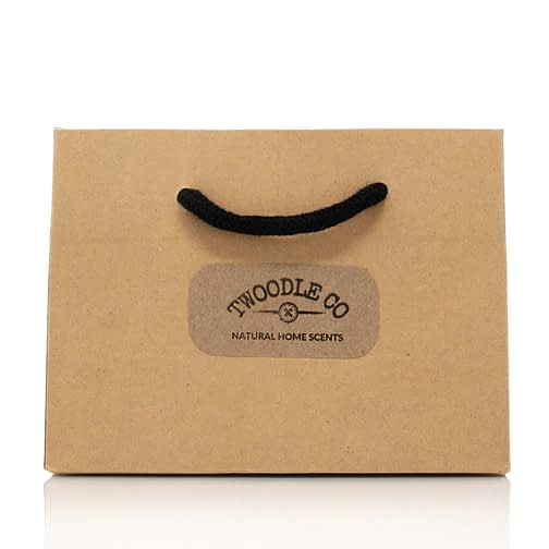 Small Gift Bag by Twoodle Co Natural Home Scents