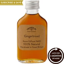 Gingerbread | 50ml Subscribe and Save Room Diffuser Refill