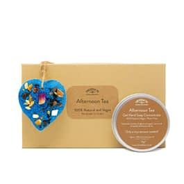 Afternoon Tea | Hand Soap and Scented Ornament Gift Set