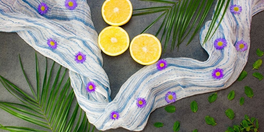 Linen Sheets Collection by Twoodle Co Natural Home Scents