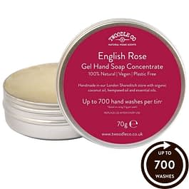 English Rose | Gel Hand Soap Concentrate