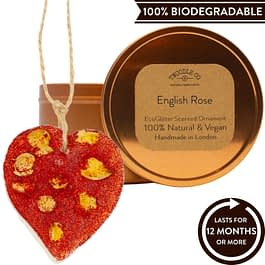 English Rose | Scented Ornament