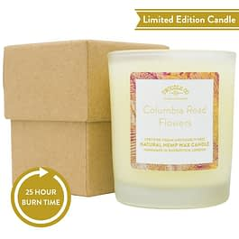 Columbia Road Flowers | A Scented Candle