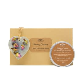 Sleepy Cotton | Hand Soap and Scented Ornament Gift Set