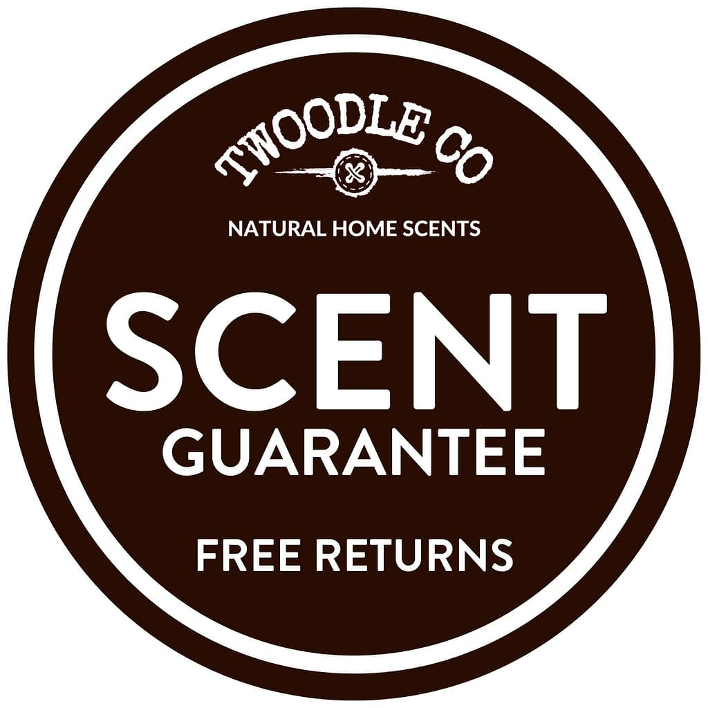 Scent Guarantee Twoodle Co Natural Home scents