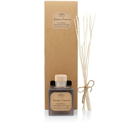 Eastern Treasure Plastic Free Natural Room Diffuser and gift box by Twoodle Co Natural Home Scents