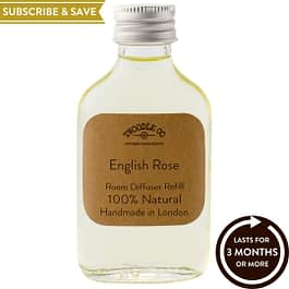 English Rose | 50ml Subscribe and Save Room Diffuser Refill